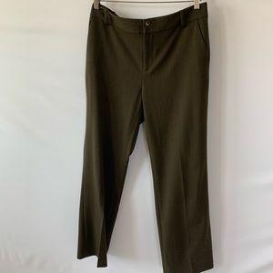 Ralph Lauren Petite Work pants 8p